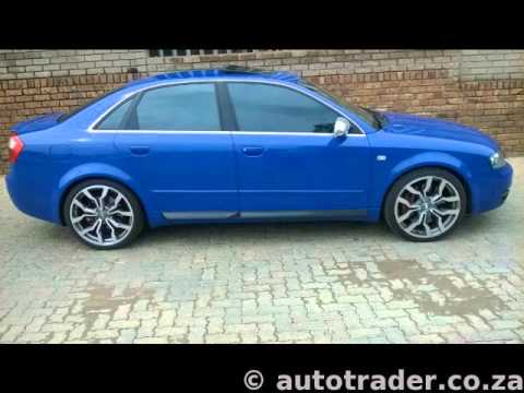 Used AUDI A S Quattra L V B Auto For Sale Auto Trader - Audi used cars for sale