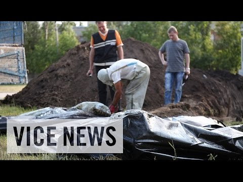 Missing Civilian Bodies found in Mass Graves: Russian Roulette (Dispatch 63)