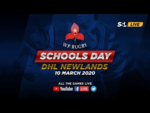 2020 DHL Newlands School Rugby Day