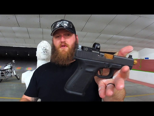 Mini-Seminar - Proper Firearm Grip
