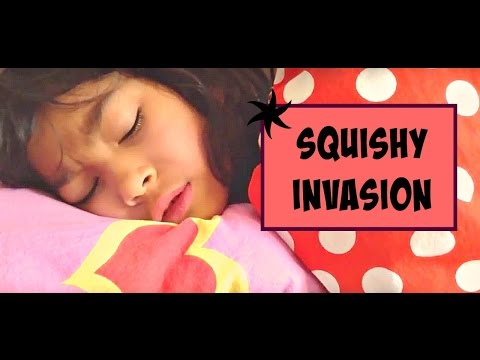 Squishy Invasion!