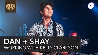 Dan + Shay Talk Working With Kelly Clarkson On New Album | iHeartCountry Album Release Party