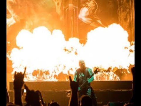 Full Slayer show posted from SSE Arena Wembley, London, England Nov 3rd ..!