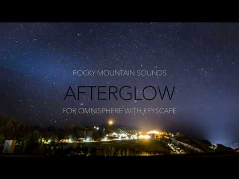 Afterglow for Omnisphere 2 with Keyscape - C7 Starwalk - Keith Hancock