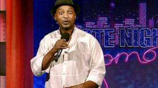 South African comedian Tshepo Mogale on Xenophobia