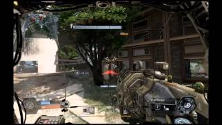 TitanFall - Beta gameplay #2 Attrition mod - assassin class [PC]