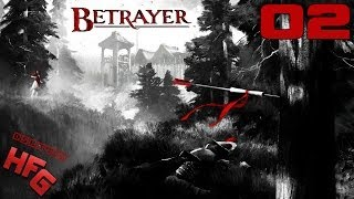 BETRAYER Walkthrough - Part 2 Gameplay Playthrough Lets Play PC