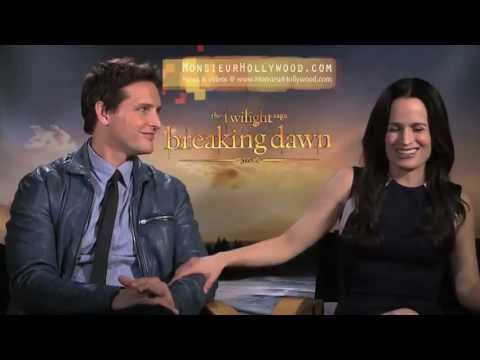 Peter Facinelli & Elizabeth Reaser  by Monsieur Hollywood twilight