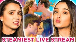 Ultimate KISSING Compilation | BEST KISSES from your fav AwesomenessTV Shows!!
