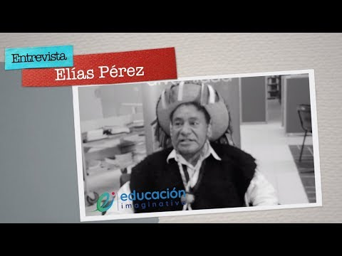 Educación tzotzil: entrevista a Elías Pérez Pérez