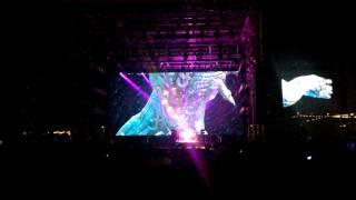 Danny Carey drum solo @Monster Mash Tempe, AZ