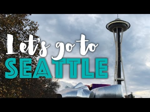 Let's go to Seattle - JooAnfossi