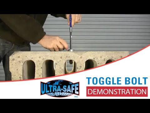 Toggle Bolt Instructional Video
