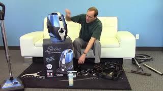Best Vacuum Cleaner   Sirena Bagless Water Filtration Canister Vacuum Cleaner เอ็นริช ฟ็อกเกอร์ โทร