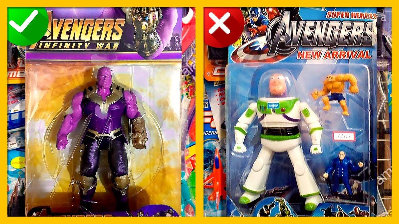 10 Las Copias Avengerslos Mas De Vengadores Juguetes Locas zVSUGqpM