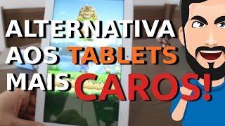 Cube iPlay 10 - Tablet de R$350,00 com tela Full HD - Unboxing e Review