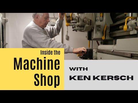 Battleship New Jersey's Machine Shop with Ken Kersch