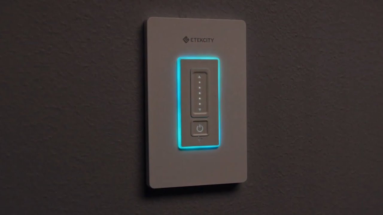 Top 5 Best Smart Switches Wifi Light Switch With Rgb Night Light Youtube