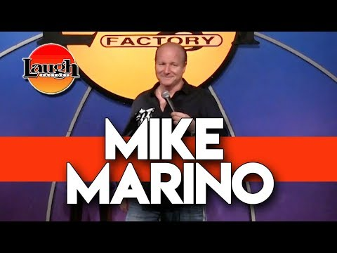 Mike Marino  Life Over 50  Laugh Factory Stand Up Comedy