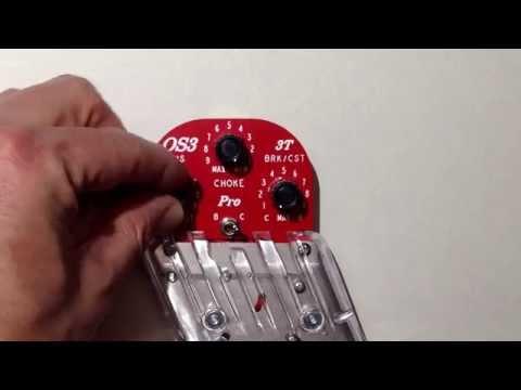 OS3 ALL Pro Electronic Slot Car Controller