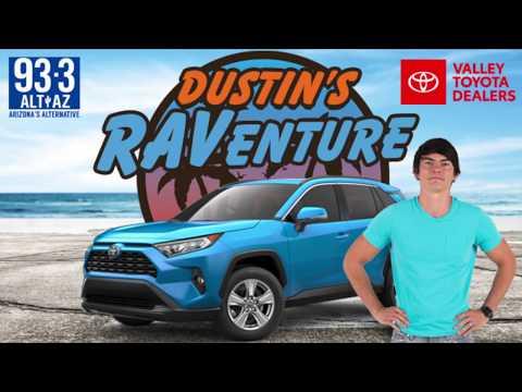 Dustin's RAVenture!