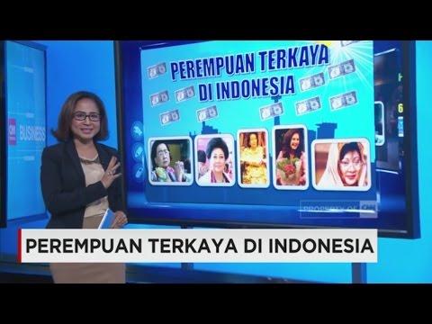 Perempuan Terkaya di Indonesia