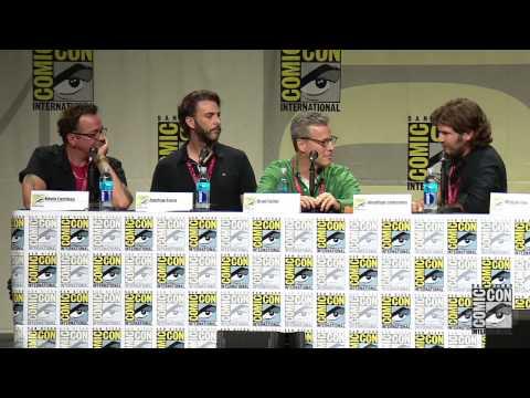 Teenage Mutant Ninja Turtles - San Diego Comic-Con 2014 Intros