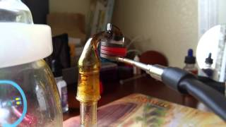 clean your enail, banger and dab in 10 mins