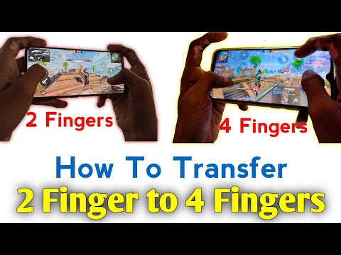 Improve Your Movement Speed - Change Your Settings 2 Fingers to 🖖 4 Fingers [in Just 10 Min]