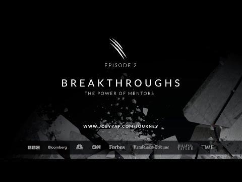[Episode 2] BREAKTHROUGHS The Power of Mentors