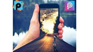 COMO HACER IMAGEN EN 3D PicsArt - EFECTO 3D DESDE EL MÓVIL TUTORIAL