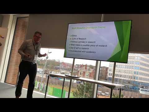 World Social Work Day 2018 - Mark Lynes, Lee Greatbatch and Peter Unwin