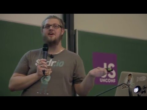 Ole Michaelis: Whirlwind Tour through the HTTP2 Spec - JSUnc
