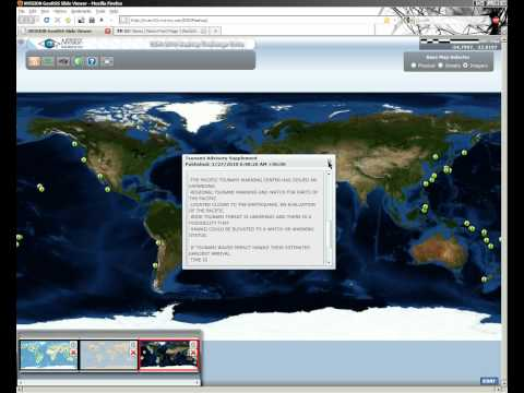 NVision Solutions, Inc. ESRI 2010 Mashup Entry