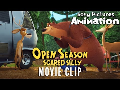 Open Season : Scared Silly   of the Crime
