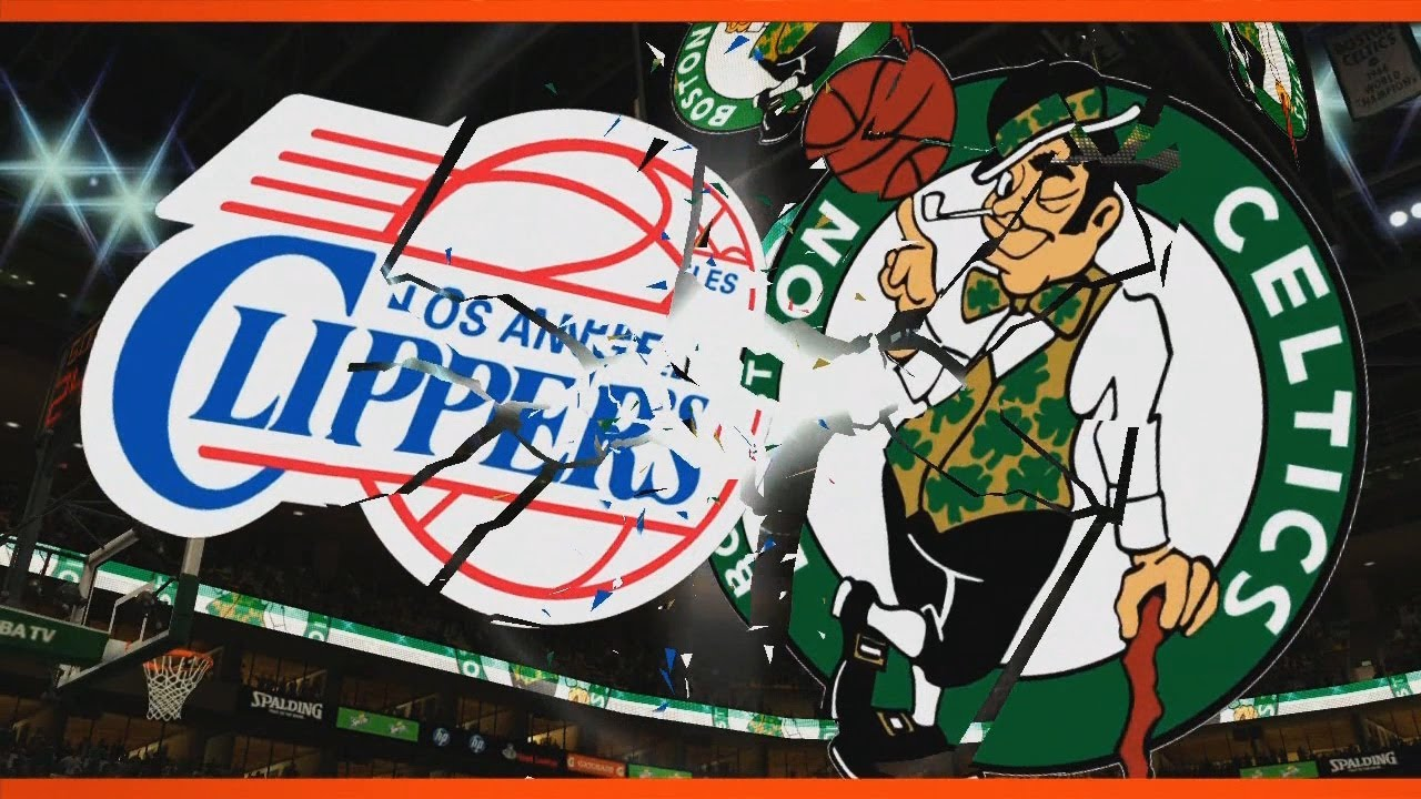 Nba 2k12 Los Angeles Clippers Vs Boston Celtics My