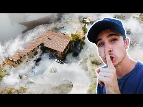 Extreme SMOKE HIDE AND SEEK at FUNK BROS HOUSE