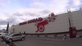 """Анапа.   ТЦ """"Красная площадь""""  Поход в кино """"Т-34"""""""
