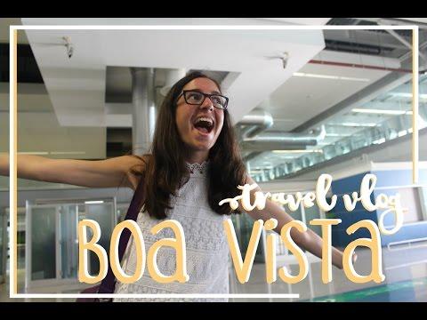 Travel Vlog | ILHA DA BOA VISTA, CABO VERDE!
