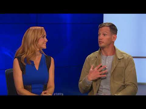 Kip Pardue & Annie Wersching Talk new Marvel Hulu