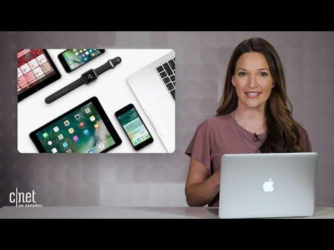 Las pantallas de los tres nuevos iPhones aparecen en fotos