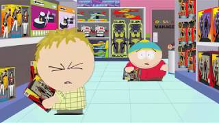 South Park Cartman Gets Tourette syndrome