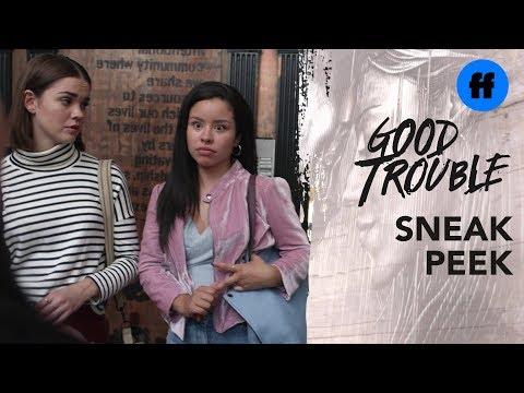 Good Trouble Series Premiere | Sneak Peek: The Coterie | Freeform