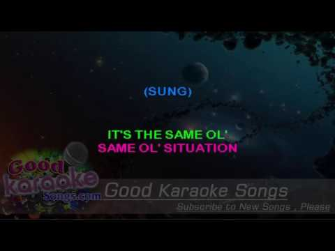 Same Ol Situation -  Motley Crue (Lyrics Karaoke) [ goodkaraokesongs.com ]