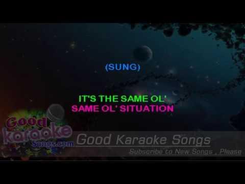 Same Ol Situation -  Motley Crue (Lyrics Karaoke) [ goodkaraokesongs.com ]