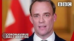 Coronavirus: UK lockdown extended for at least 3 weeks 🔴 @BBC News - BBC
