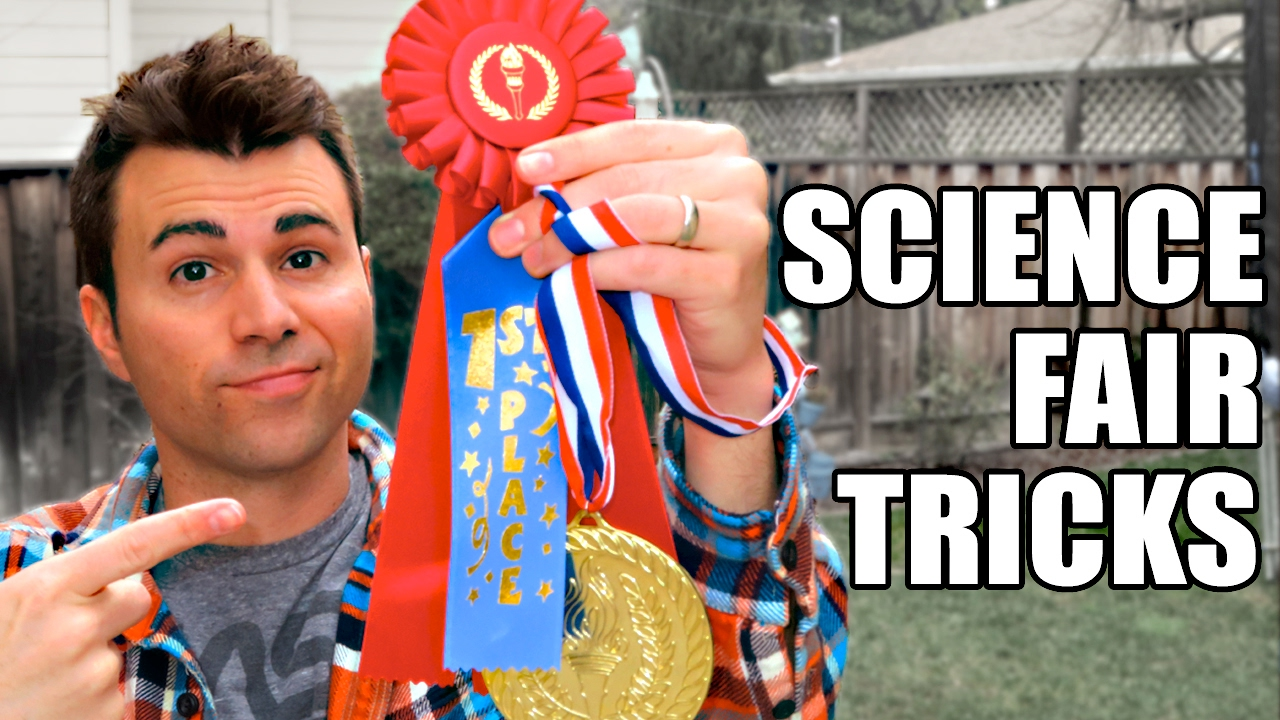 1st Place Science Fair Ideas 10 Ideas And Tricks To Win Youtube