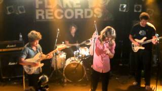 DESMOND & THE TUTUS / KISS YOU ON THE CHEEK / 2010.11.23@SHINJUKU MARZ