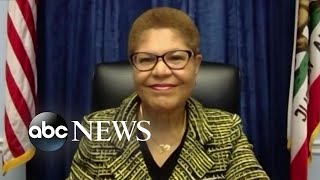 Rep. Karen Bass on Chauvin trial
