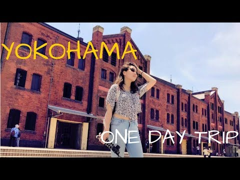 My Favorite Spots In Yokohama | 橫濱一日遊經典行程